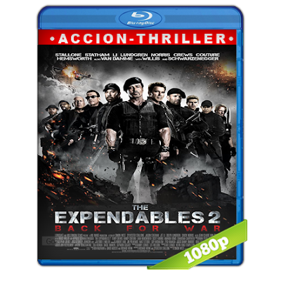 Los Indestructibles 2 (2012) BRRip Full 1080p Audio Trial Latino-Castellano-Ingles 5.1