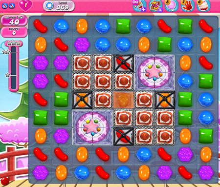 Candy Crush Saga 369
