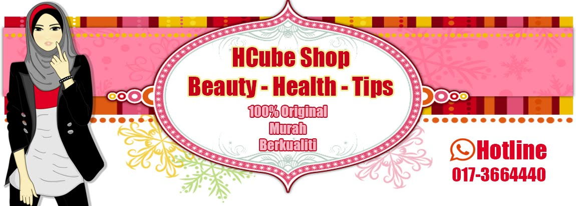 HCube Shop - Pengedar/Pemborong/Dropship/Stokis/Agen Produk Kecantikan Kesihatan Kosmetik