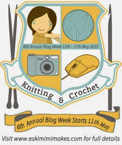 Knitting & Crochet Blog Week 2015