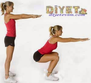 bikini vücudu egzersizleri