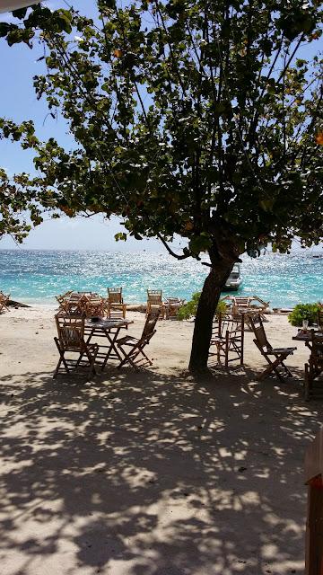 Sol y calor en Las Maldivas