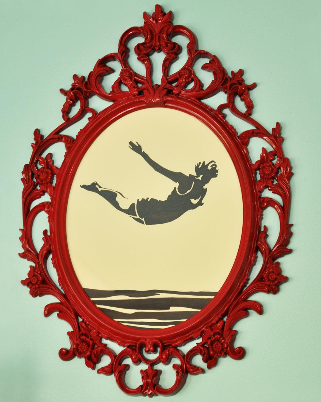 Snow white party ideas design dazzle for Ung drill mirror