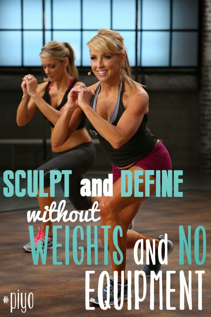 Sculpt and Define without Weights or Equipment