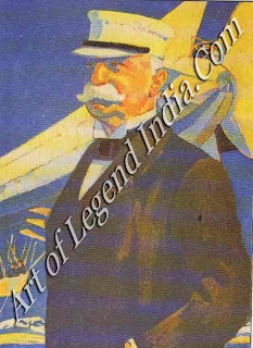 Count Zeppelin, Ferdinand von Zeppelin (1838-1917) was a German soldier and airship designer, who fought in three wars including the American Civil War before retiring as a lieutenant-general in 1891. In 1900 his famous g airship made its maiden flight above Lake Constance, in southern Germany.