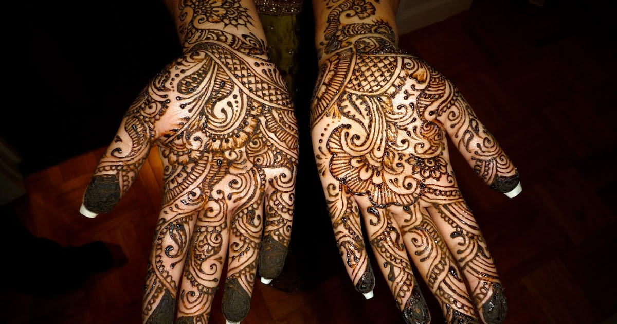 Mehndi Design For Men : Rajasthani mehndi designs tattoos for men