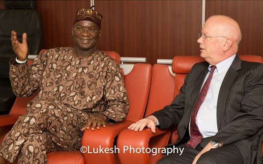 Fashola and Us Amb
