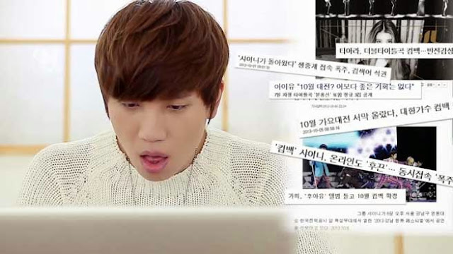 K.Will Asks for Help during Comeback Against IU and SHINee