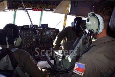 Himpunan Gambar Menarik Dalam Usaha Mencari Pesawat MH370