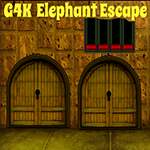 Games4King Elephant Escape Walkthrough
