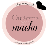 Si te ha gustado mi blog agradeceré tu voto en la categoria de Moda