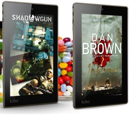 Kobo Arc 7HD Review and Gaming Performance