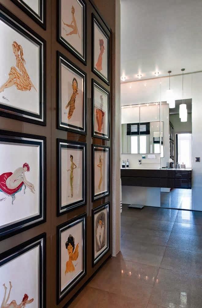 Hogares frescos viviendo con glamour especial dise o de for Diseno de interiores hogares frescos