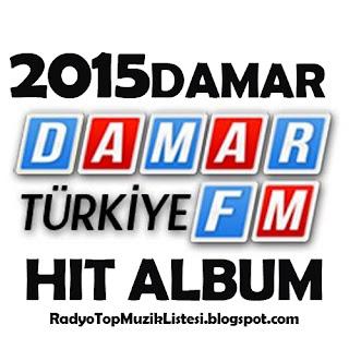 Damar Fm Damar Şarkılar Top 50 Albüm İndir 2015