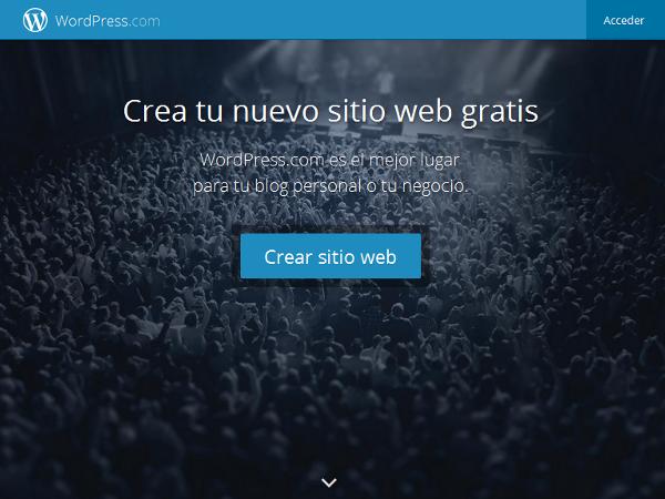 El 25% de las páginas Web están hechas ya con Wordpress