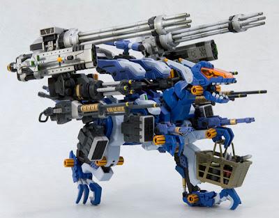 ZOIDS Gun Sniper Leena kit