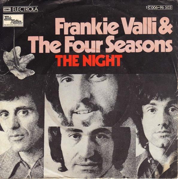 The four seasons the night pilooski re edit tamla motown 1973
