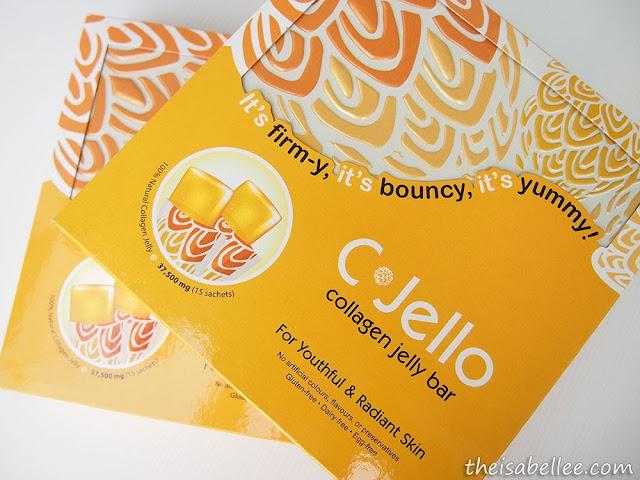 C-Jello Collagen Jelly Bar