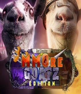 Goat Simulator Mmore Goatz Edition Torrent XBOX 360 2015 Jtag