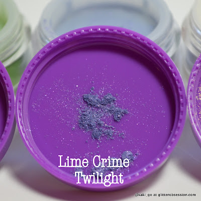 Lime Crime Twilight