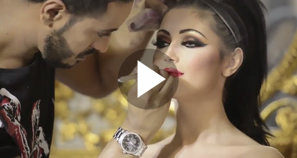 Beautiful Bridal Makeup Tutorial By By Naeem Khan