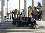 At Hafez's Tomb Shiraz