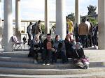 At Hafez's Tomb Shiraz