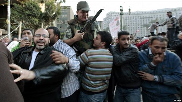 صور لاحداث مصر M42
