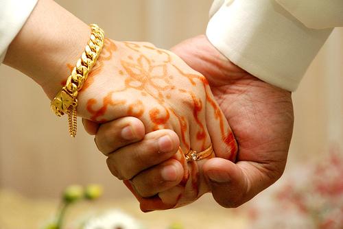 Menikmati Pernikahan