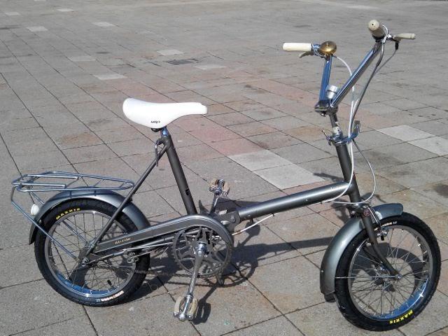 Chicargobike Another Odd Raleigh Folding Bike For Kids 9 90