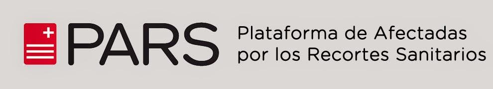 PARS - PLATAFORMA AFECTADOS RECORTES SANITARIOS