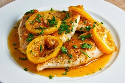 Our Awesome Kitchen!: Honey Lemon Chicken