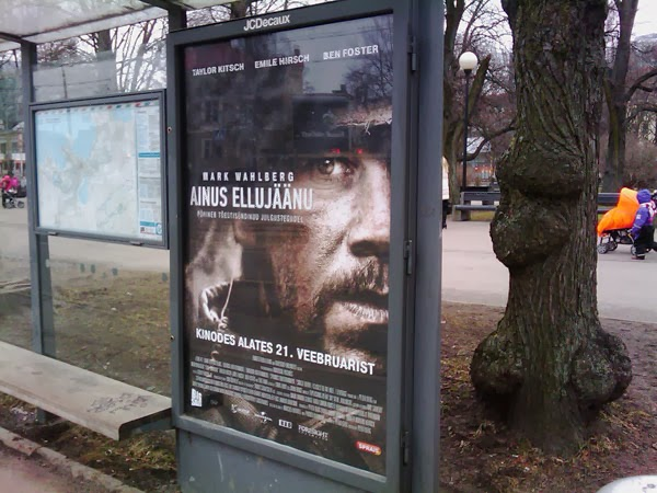 Lone Survivor 2013 film review from Europe
