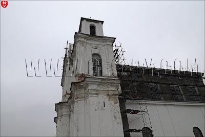 Столовичи. Церковь Александра Невского