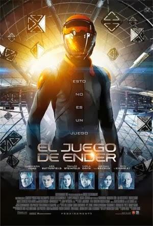 El juego de Ender – DVDRip Español Latino 1 Link