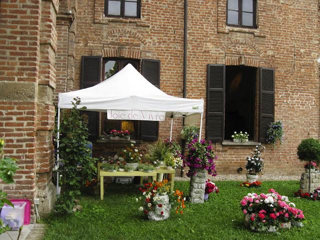 Rocca Brivio giardino