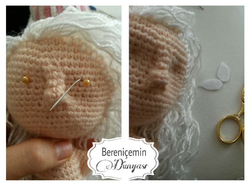 BD HOOK: Amigurumi G?z Yap?m? - Amigurumi Make The Eyes ...