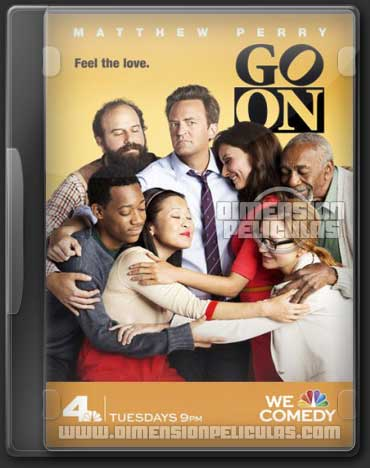 Go On! Temporada 1 (HDTV Ingles Subtitulada) (2012)