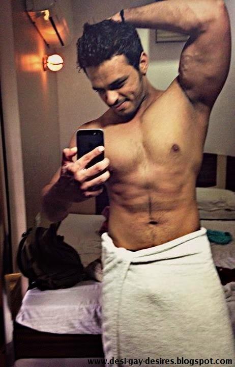 Desi Gay Desires: Hunks in Towel - 7