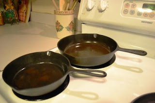 How to clean and how to season cast iron