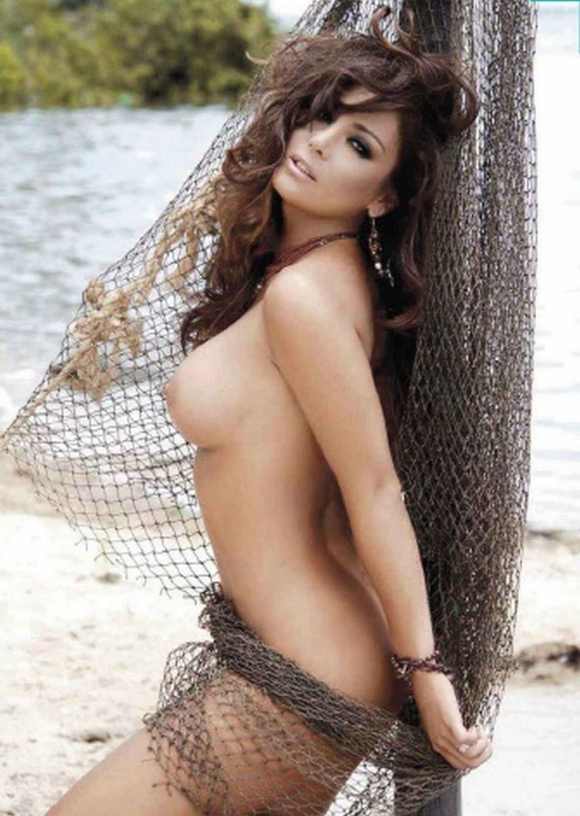 melissa song naked playboy