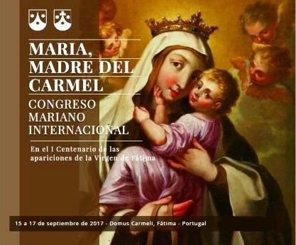 CONGRESO MARIANO INTERNACIONAL (Patrocinado por las Órdenes del Carmen)