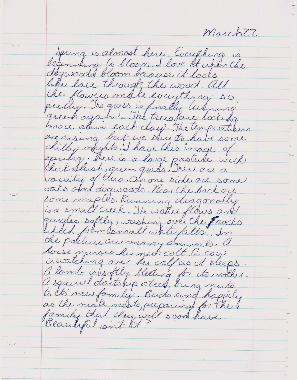 essay about experiences that changed life It was about ten o'clock on saturday morning february 28, 1987, when i had an experience that changed the rest of my life this day was different than any other because after i left my home, i would not be back for months as i waited outside for my ride to work to pick me up, i heard the sound of someone.