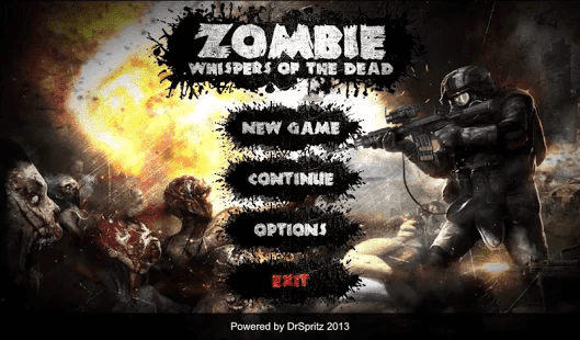 Zombie Whisper Of The Dead mod apk