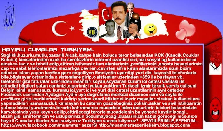 LUTFEN OZEN VE DIKKATLE OKUYALIM.BUKET TURKAY..