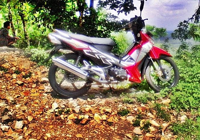 Red Devil, Pacapaku, Sepeda Motor Supra X 125, Jaswan