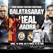 Galatasaray+vs+Real+Madrid Hasil Skor Akhir Galatasaray vs Real Madrid Leg 2 Liga Champions (Rabu, 10 April 2013)
