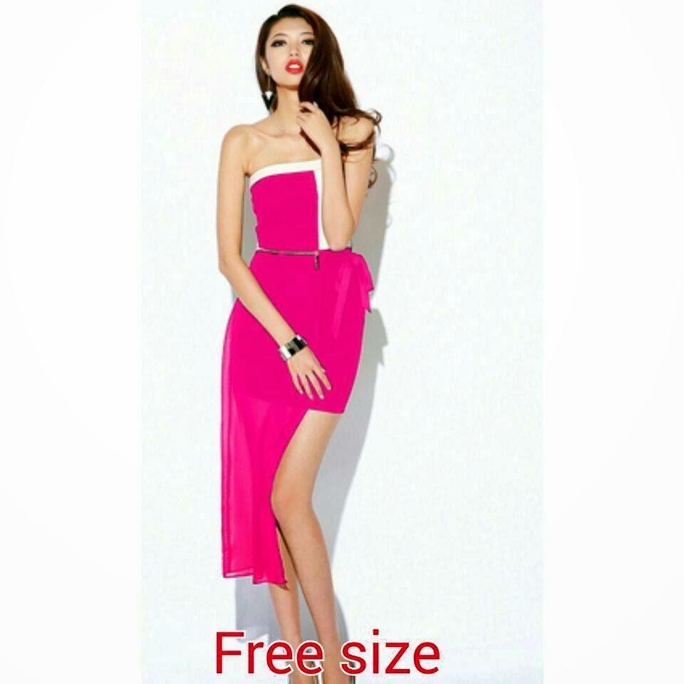 Baju Casual Wanita Warna Pink