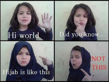 - hijab yg sebetulnya -