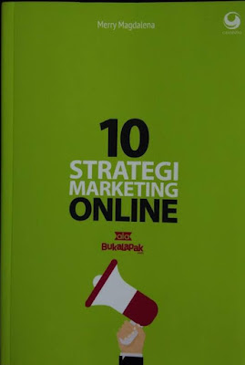 Buku 10 Strategi Marketing Online Ala BukaLapak